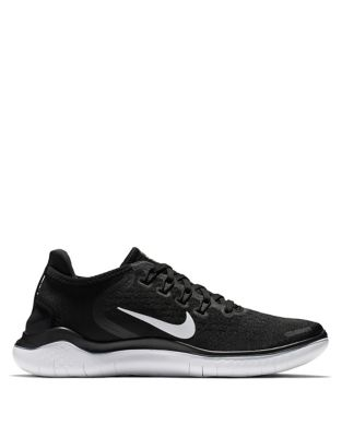 innovative design 2c003 04469 Womens Free RN Running Sneakers BLACK WHITE. QUICK VIEW. Product image.  QUICK VIEW. Nike