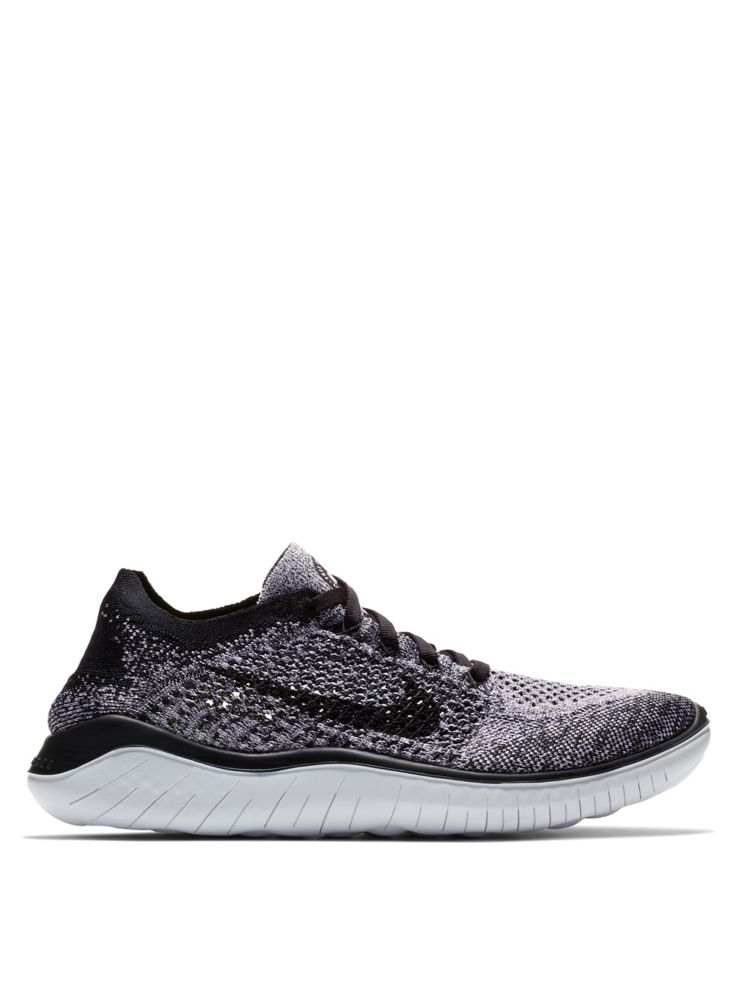 69a7d609b Nike - Womens Free RN Flyknit 2018 Running Sneakers - thebay.com