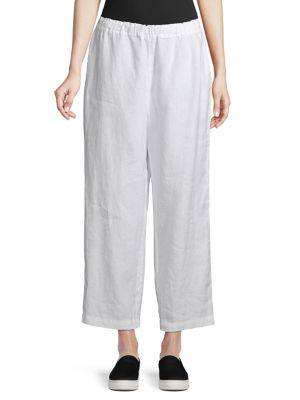 d28844b8e1fe94 QUICK VIEW. Eileen Fisher. Wide-Leg Linen Pants