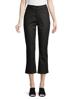 d4bc295e1ca28e QUICK VIEW. Eileen Fisher. Flare Cropped Jeans