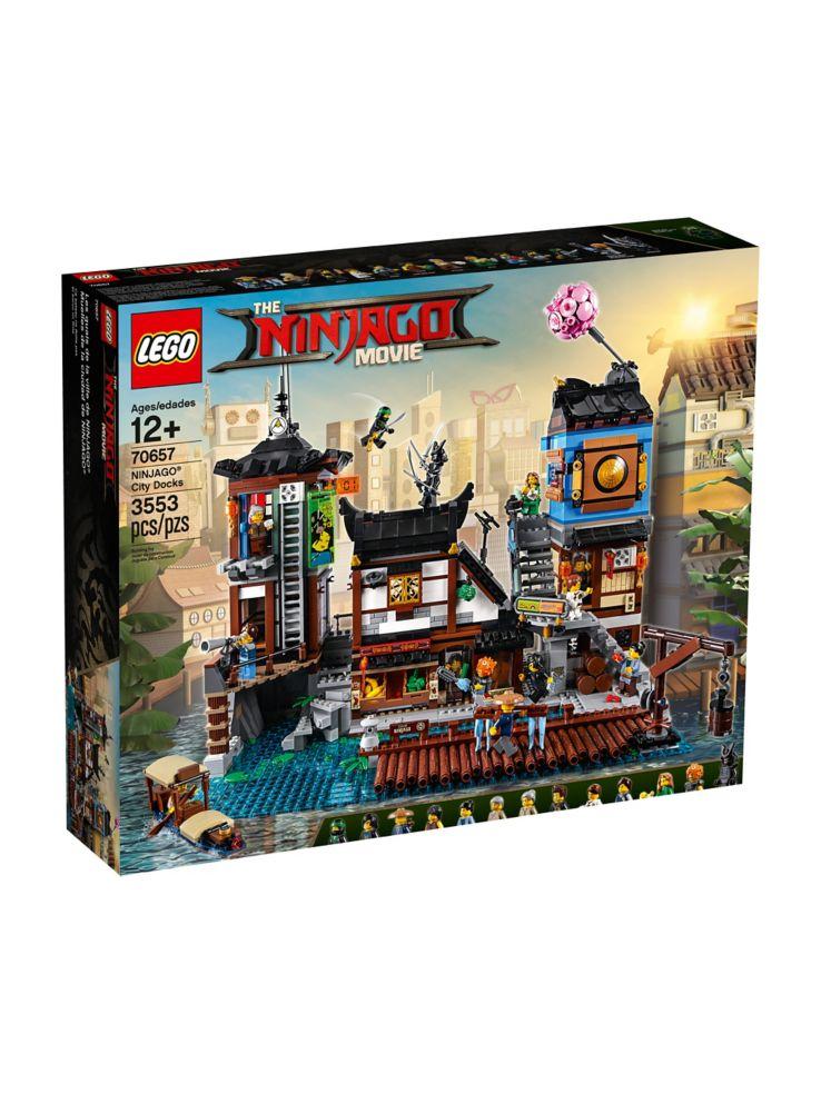 Lego Ninjago City Docks 70657 Thebaycom