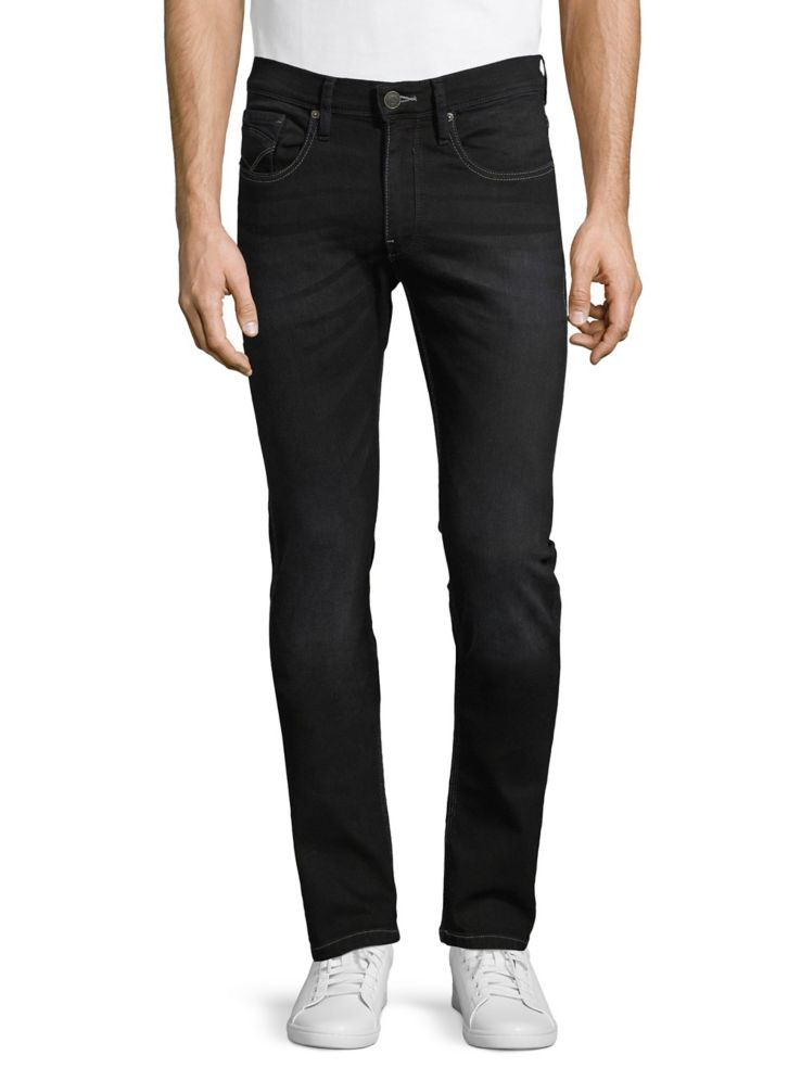 Slim Fit Stretch Jeans by Point Zero