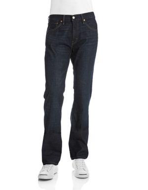 f6f84a24 Levi's - 527 Slim Boot Cut Jeans Indigo Black - thebay.com