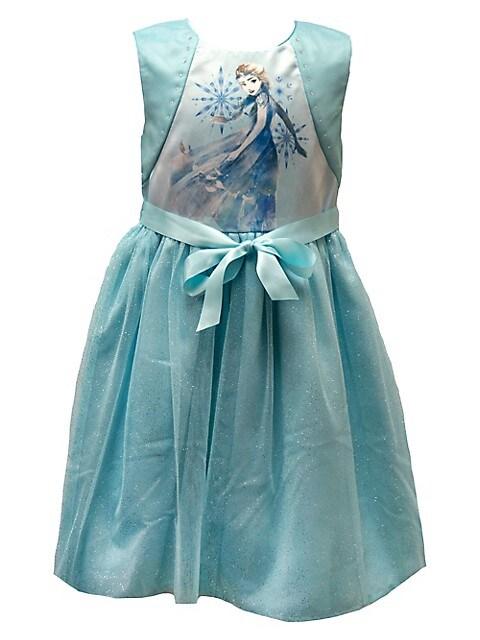Disney Robe La Reine Des Neiges Sans Manches Pour Fillette Labaie Com