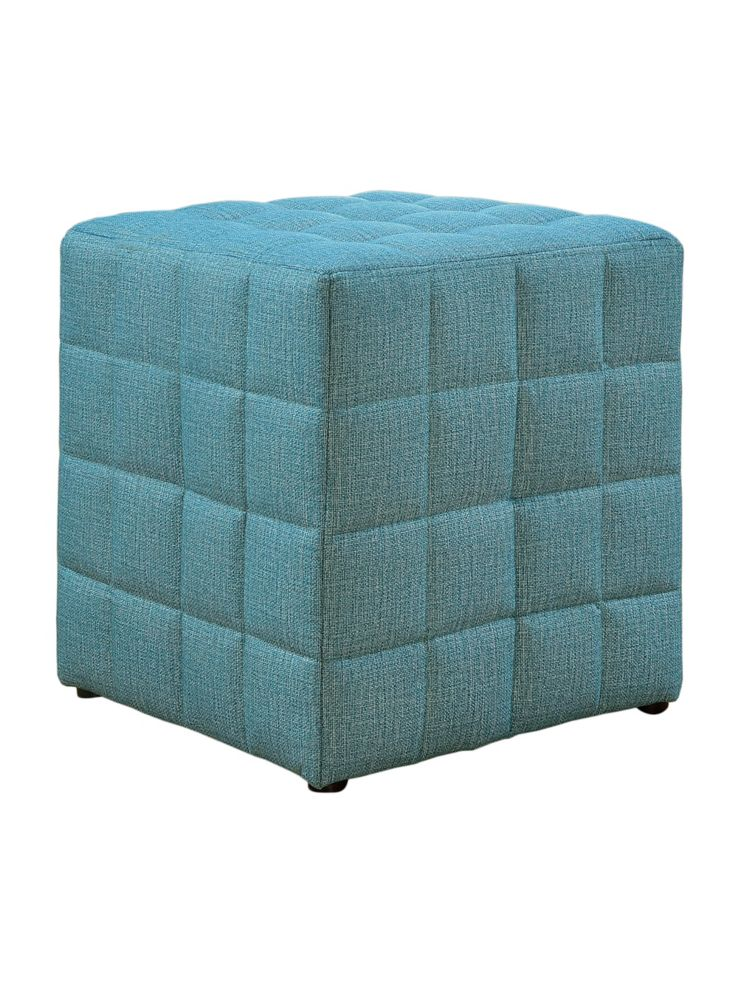 Monarch Quilted Cube Ottoman Thebaycom