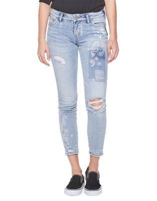 e28289807cc QUICK VIEW. Silver Jeans