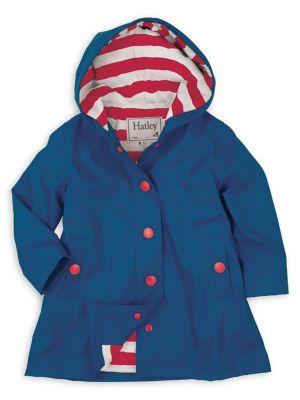 Nouveau Hatley Couleur Changeante Licorne Silhouettes Imperméable Raincoat