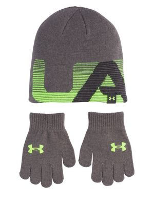 7e0ffa1f730a2 QUICK VIEW. Under Armour. Kid s Two-Piece Beanie and Glove Set