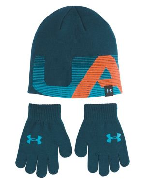 a6b1929c875 QUICK VIEW. Under Armour. Kid s Two-Piece Beanie and Glove Set