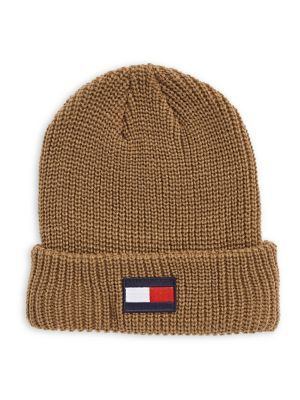 QUICK VIEW. Tommy Hilfiger. Logo Knit Beanie.  45.00. Now  13.50 -  20.25.  Tristan Snapback Cap SCOOTER. QUICK VIEW 7586a484d03d