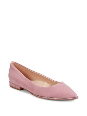 17cf656c259 Etheama Leather Flats PINK. QUICK VIEW. Product image