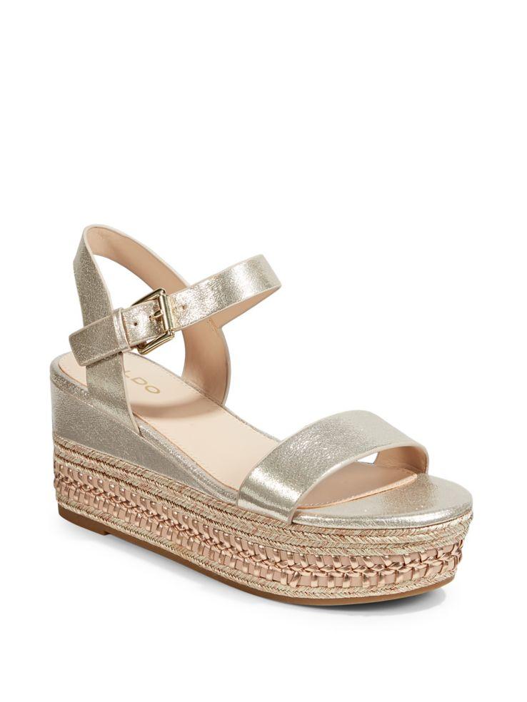 ALDO - Mauma Platform Sandals - thebay.com