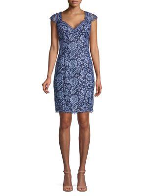 92f1c223 QUICK VIEW. Eliza J. Floral Sheath Dress