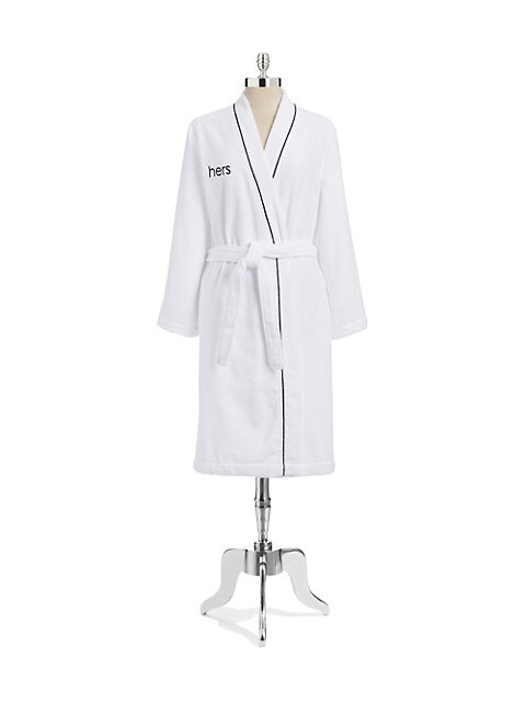 Robe De Chambre Femme Coton
