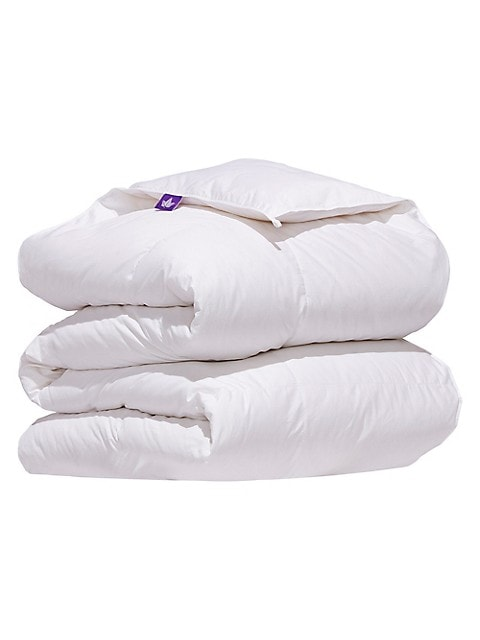 Canadian Down and Feather Medium Weight Canadian Hutterite Goose Down Duvet | TheBay