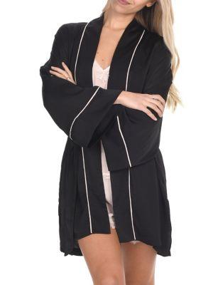 Women - Women s Clothing - Sleepwear   Lounge - Robes - thebay.com 47b4c4b33