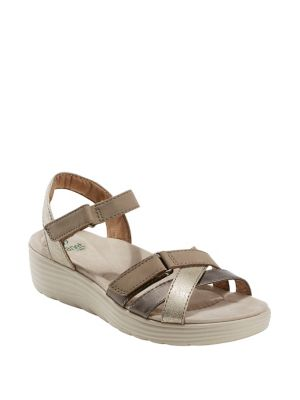 93a52fc2ae3bf5 QUICK VIEW. Planet By Earth. Gillian Wedge Heel Sandals