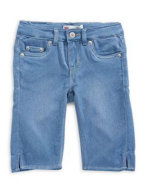 1f2f751ac1 QUICK VIEW. Levi's. Girl's Everyday Bermuda Denim Shorts