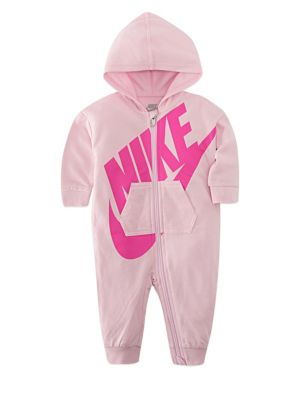 9513023255 Product image. QUICK VIEW. Nike. Baby's Futura Coverall. $35.00 Now $22.75  · Baby Girl's 2-Piece Logo Tunic & Pants Set ...