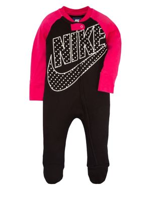 97dd36ea8a Product image. QUICK VIEW. Nike. Baby Girl's Futura Dot Cotton Footie.  $25.00 Now $17.50 · Boy's Logo Cotton Shorts ...