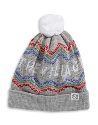 fce8a0b88ef The Village Knit Hat GREY. QUICK VIEW. Product image