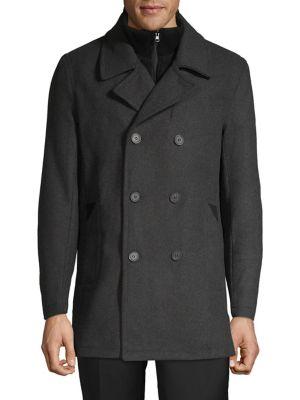 rencontrer 30a41 c911c Homme - Vêtements pour homme - Manteaux et vestes - labaie.com