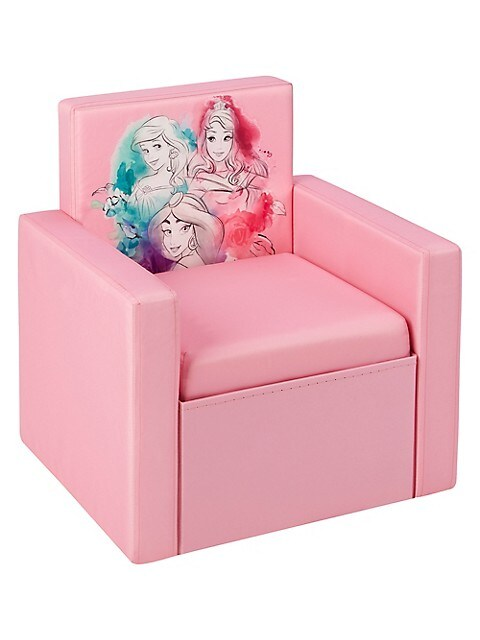 Fresh Kid's Disney Princesses Folding Storage Chair