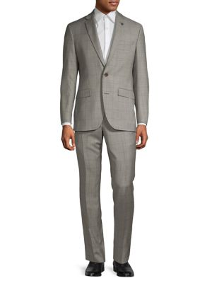 5ac891a1a Product image. QUICK VIEW. Ted Baker No Ordinary Joe. Windowpane ...