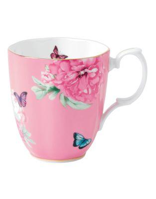 Miranda Kerr Friendship Mug Pink by Royal Albert