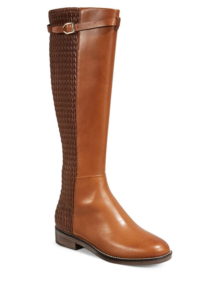 8d07acea0e6 Cole Haan - Lexi Grand Stretch Strap Over-The-Knee Boots - thebay.com