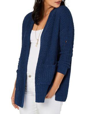 Women - Women s Clothing - Petites - Sweaters - thebay.com baab981e2