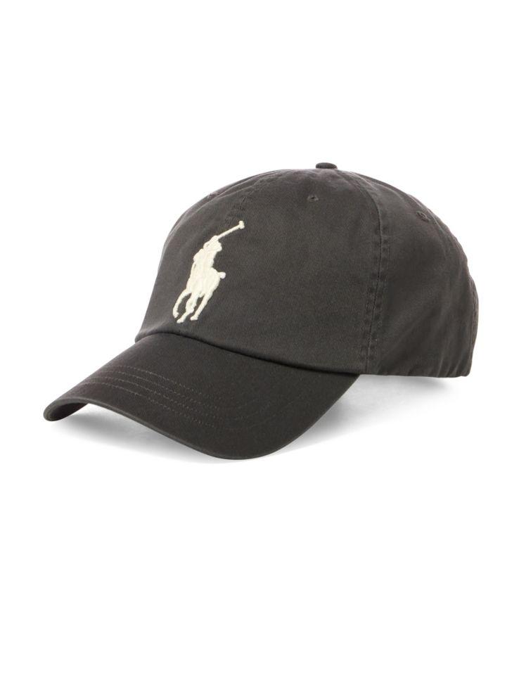 Polo Ralph Lauren - Cotton Chino Baseball Cap - thebay.com b65f3473fad