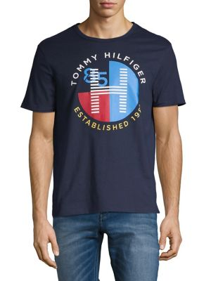 d45627446 QUICK VIEW. Tommy Hilfiger. Logo Cotton Tee
