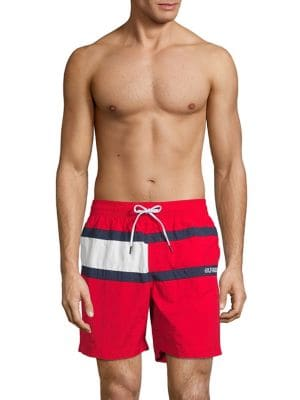7d8cccb646 Tommy Hilfiger | Men - Men's Clothing - Swimwear - thebay.com