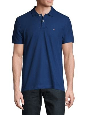 5dba40e4 Bay Winston Wicking Polo Shirt LIMOGES BLUE. QUICK VIEW. Product image.  QUICK VIEW. Tommy Hilfiger