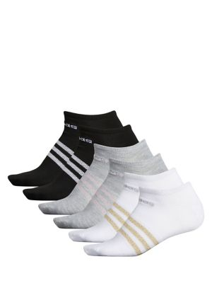 f45287b1e Product image. QUICK VIEW. Adidas. Women's 6-Pack Superlite No-Show Socks