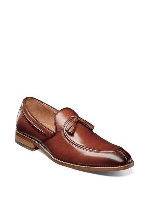 b05ff0eee2e Stacy Adams - Men's Donovan Tassel Leather Loafers