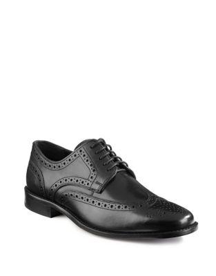 934da7738711 QUICK VIEW. Nunn Bush. Nelson Leather Wingtip Shoes