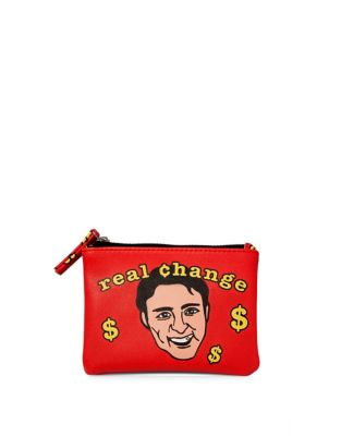 Canadian Real Change Coin Purse (Women) photo