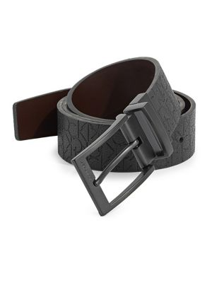 c17ecee7c Reversible Leather Belt BLACK. QUICK VIEW. Product image
