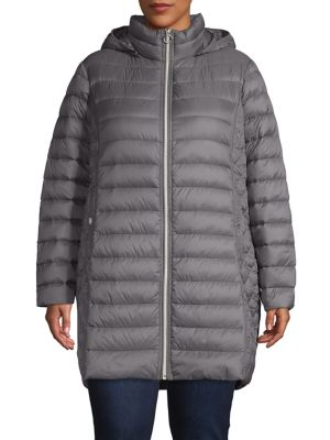 4db19f618f3 QUICK VIEW. Michael Michael Kors. Plus Plus Packable Quilted Down Jacket