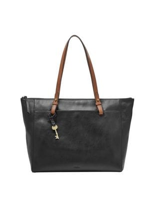 30d0b4b848c0b4 Product image. QUICK VIEW. Fossil. Rachel Leather Tote