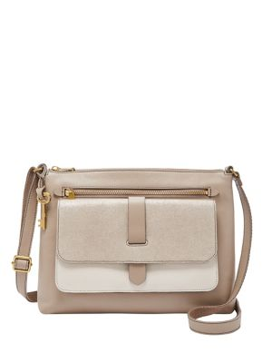 Quick View Fossil Kinley Leather Crossbody Bag