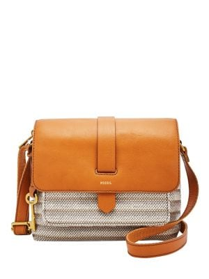 29497c6b12ca QUICK VIEW. Fossil. Small Kinley Textured Crossbody Bag