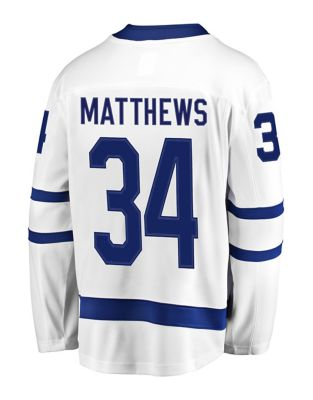 Auston Matthews Toronto Maple Leafs NHL Breakaway Away Jersey. Fanatics 3ad2afc7d