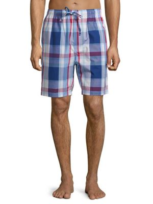 QUICK VIEW. Nautica. Plaid Woven Shorts 7abeece85