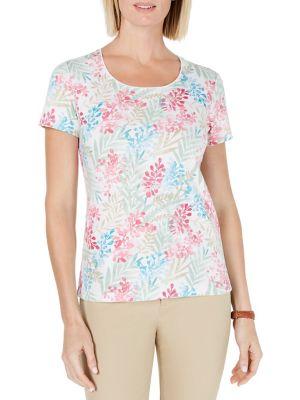 d45b5ae913 Women - Women s Clothing - Petites - Tops - thebay.com