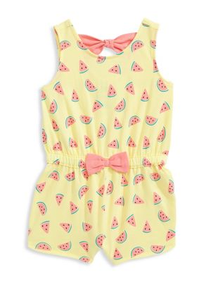 31cc9ec32 QUICK VIEW. First Impressions. Baby Girl's Watermelon-Print ...
