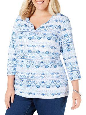 bacaeffa0 Women - Women s Clothing - Plus Size - Tops - thebay.com