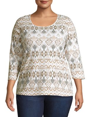 7e9bdd357 Women - Women's Clothing - Plus Size - Tops - thebay.com